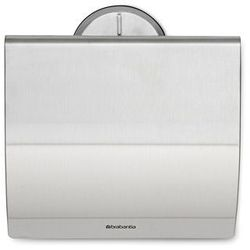 - profile uchwyt na papier toaletowy, srebrny marki Brabantia