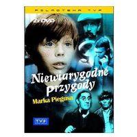 Telewizja polska s.a. Niewiarygodne przygody marka piegusa (5902600063742)
