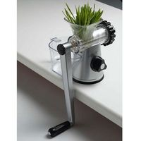 Ręczna wyciskarka soku  healthy juicer 3g srebrna - model 2013 marki Lexen