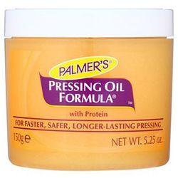 Palmer's Hair Pressing Oil Formula ochrona nadająca połysk podczas prostowania włosów