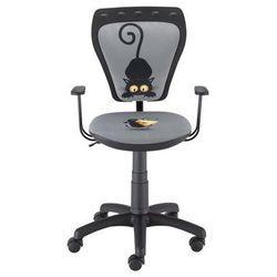 Krzesło dziecięce ministyle kot i mysz marki Nowy styl