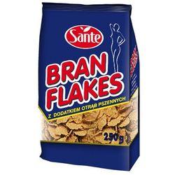 Bran flakes 250g wyprodukowany przez Sante