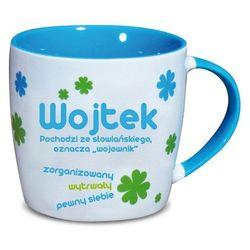 Nekupto, Wojtek, kubek ceramiczny imienny, 330 ml