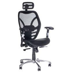 Fotel ergonomiczny bx-4036 czarny marki Corpocomfort
