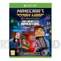 Techland Minecraft Story Mode Complete Edition Xbox One (5060146463713)