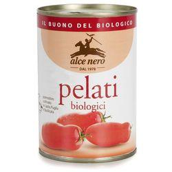 Pomidory Pelati bez skóry w puszce 400g - Alce Nero (przetwór)