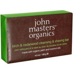 mydło brzozowo-cedrowe wyprodukowany przez John masters