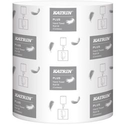 Ręcznik w roli KATRIN PLUS M 475355 super biały 190205280 (7316970475353)