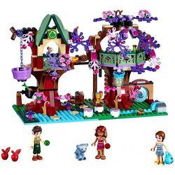 Elfy KRYJÓWKA ELFÓW NA DRZEWIE 41075 marki Lego
