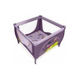 Kojec dziecięcy play  (fioletowy) od producenta Baby design