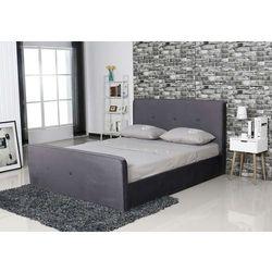 Hliving Aksamitne łóżko carmen 2