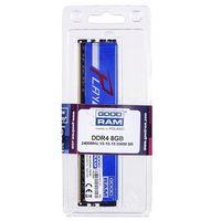 Pamięć GoodRam PLAY DDR4, 8GB, 2400MHz, CL15 (GYB2400D464L15S/8G) Darmowy odbiór w 20 miastach! (5908267910