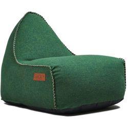 Pufa SACKit RETROit Cobana Outdoor 80x70x96 zielona, kolor zielony