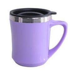 Termos kubek nierdzewny modern fiolet 0,4 l - Fioletowy \ 0,4l