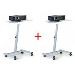 Wielofunkcyjny stolik prezentacyjny 1+1 gratis marki B2b partner