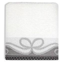 Greno Ręcznik 50x90 arco biały- (5905164011976)