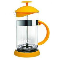 Bialetti french press joy zaparzacz 1 l żółty