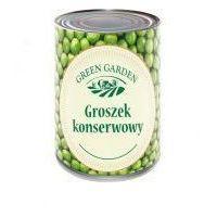 Hp Groszek konserwowy green garden 400 g (5906716206949)