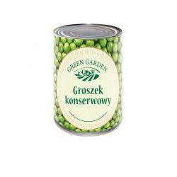 Groszek konserwowy Green Garden 400 g, towar z kategorii: Przetwory warzywne i owocowe