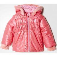 Adidas Kurtka  padded girls jacket kids ay6771 (5905895346019)