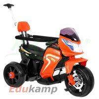 Motor - rowerek - pchaczyk 3w1 z rączką dla rodzica marki Joko