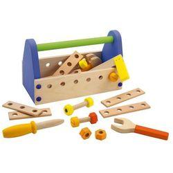 Sevi, Skrzynka z narzędziami, zabawka drewniana, kup u jednego z partnerów