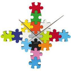 Zegar ścienny DIY Puzzle