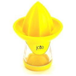 Wyciskacz do cytrusów z pojemnikiem 30 ml MSC International żółty