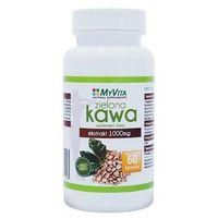 Ekstrakt z zielonej kawy (Zielona Kawa) 1000mg 60 kaps.