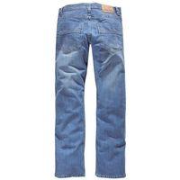 Dżinsy ze stretchem regular fit straight  jasnoniebieski marki Bonprix