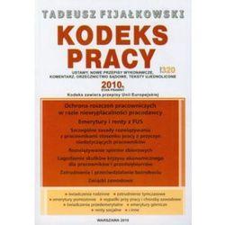 Kodeks pracy 2010 + zakładka do książki GRATIS, pozycja wydawnicza