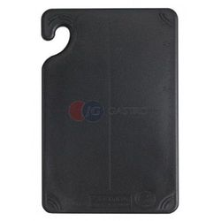Deska do krojenia 229x152 mm czarna CBG6938BK