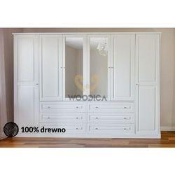 15.szafa nicea 6d6s 260x220x62 marki Woodica