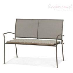 Ławka 2-osobowa z poduszką z nadrukiem Plantagoo - sprawdź w wybranym sklepie