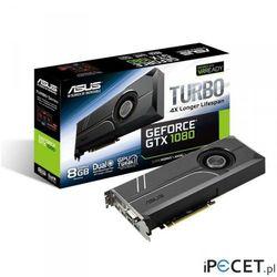 Karta VGA Asus GTX1080 8GB GDDR5X 256bit DVI+2xHDMI+2xDP PCIe3.0 - sprawdź w wybranym sklepie