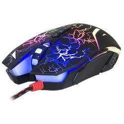 Mysz A4 TECH Mysz A4TECH Bloody Neon N50 Czarny