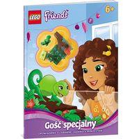 LEGO FRIENDS - GOŚĆ SPECJALNY LEA-104 + zakładka do książki GRATIS (48 str.)