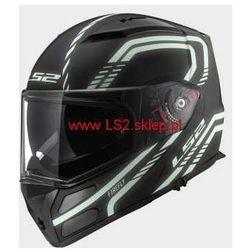 KASK LS2 FF324 METRO FIREFLY BLACK - sprawdź w LS2.sklep