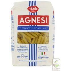 Agnesi Pennette Rigate 500g - sprawdź w wybranym sklepie