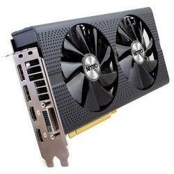 Karta graficzna Sapphire Radeon RX 470 NITRO+ OC 8GB GDDR5 (256 Bit) DVI, 2xHDMI, 2xDP, BOX Darmowy odbió