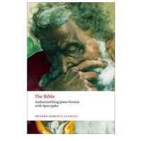THE BIBLE: Authorized King James Version (Oxford World's Classics New Edition)