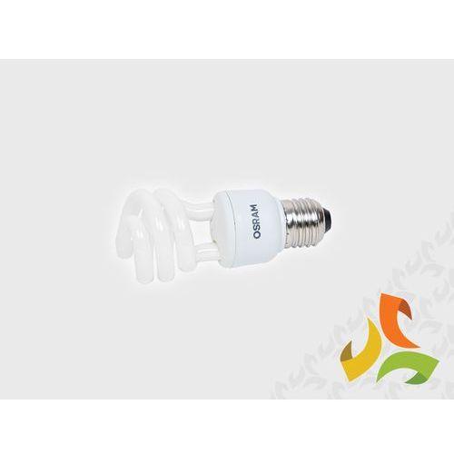 Świetlówka energooszczędna OSRAM 13W (60W) E27 DULUXSTAR MINI TWIST ze sklepu MEZOKO.COM