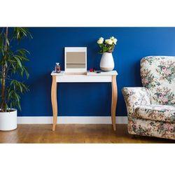 Toaletka LILLO z lusterkiem - mała/niebieski