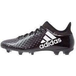 adidas Performance X 16.3 FG Korki Lanki core black/white z kategorii piłka nożna