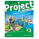Project 3. Szkoła podstawowa, część 3. Język angielski. Podręcznik. Fourth edition., Oxford University Press