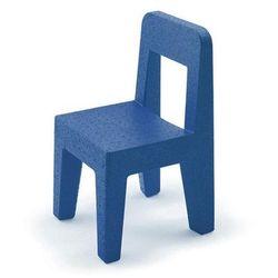 Krzesełko Seggiolina Pop niebieskie, mt10-1606c