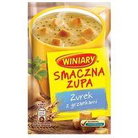 WINIARY 13g Smaczna Zupa Żurek z grzankami | DARMOWA DOSTAWA OD 150 ZŁ!