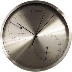 Time Life Nástěnné hodiny TL-178S teploměr/vlhkoměr (8594166103849)