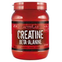 creatine + beta alanine 300g lemon marki Activlab