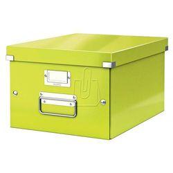 Pudło Click & Store średnie A4 zielone 6044, BP813246